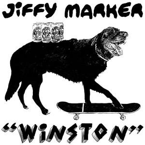 Jiffy Marker - Winston