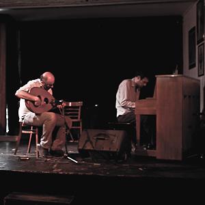 Sam Shalabi + Stefan Christoff