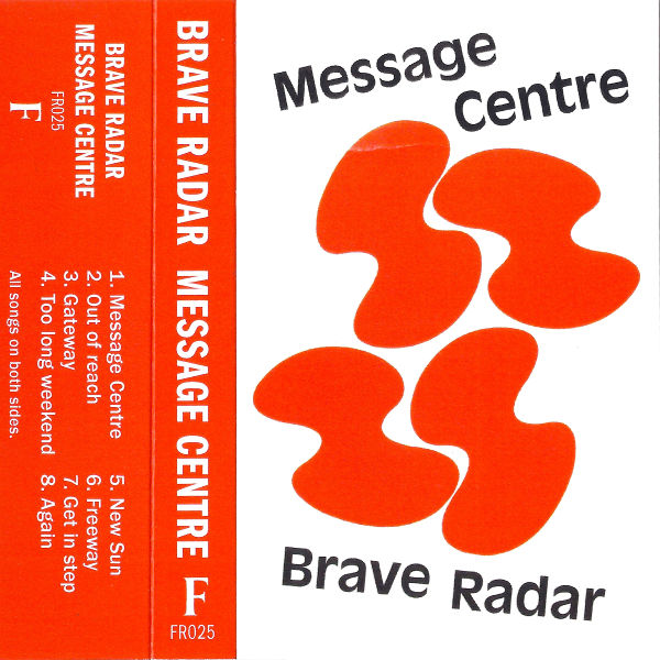 Brave Radar - Message Centre