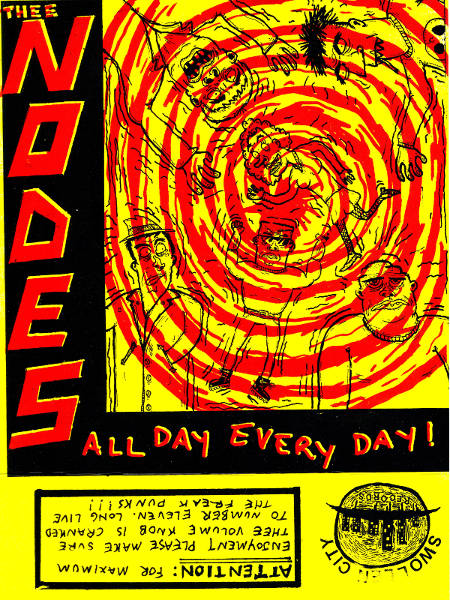 Thee Nodes - All Day Every Day!