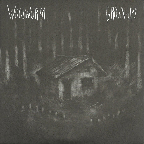 Woolworm // Grown-Ups - Split 7""