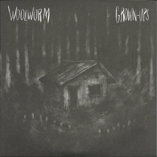 "Woolworm // Grown-Ups - Split 7"""