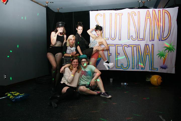 Slut Island