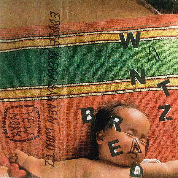Edie Bread // Darren Wantz - Split Tape