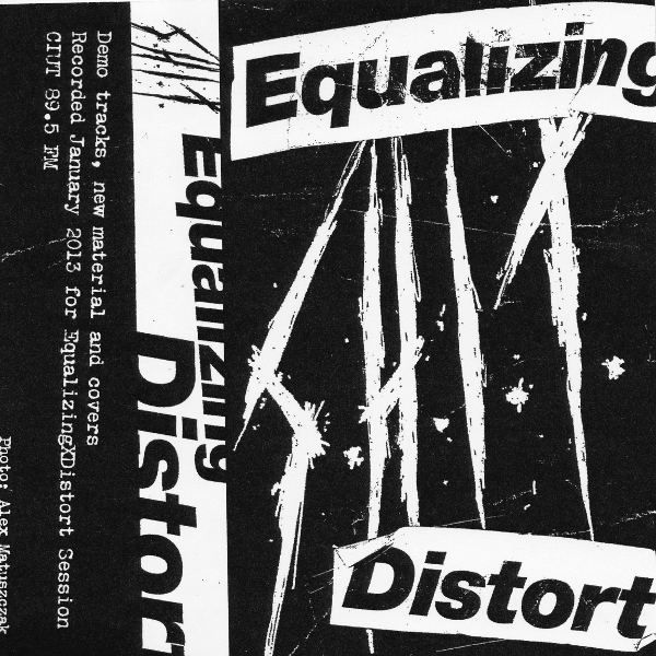 New Canadiana :: S.H.I.T. - Equalizing Distort Radio Session