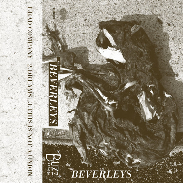 New Canadiana :: The Beverleys - The Beverleys EP
