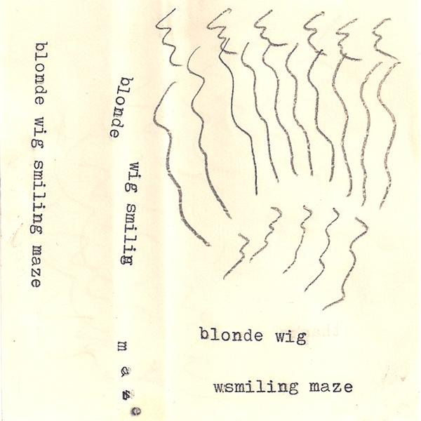 Blonde Wig - Smiling Maze