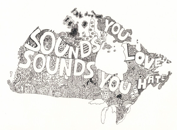 Sounds You Love / Sounds You Hate