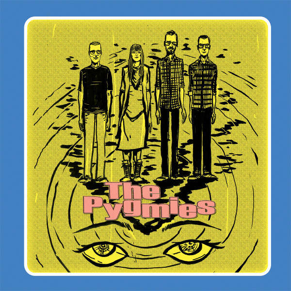 The Pygmies - Inside Your Mind