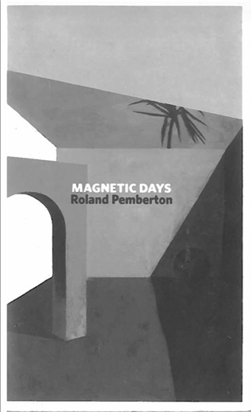 Weird_Canada-Roland_Pemberton-Magnetic_Days-Front_Cover