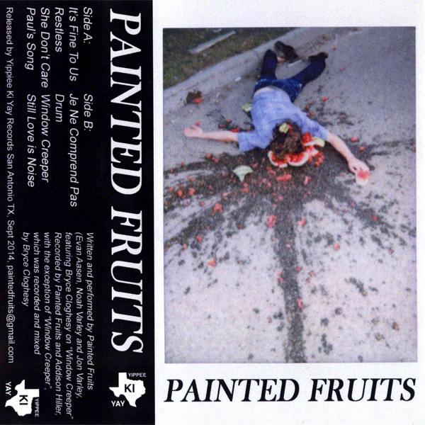 Weird_Canada-Painted_Fruits-Cassette