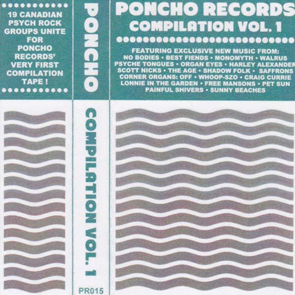 Weird_Canada-Poncho_Records_Compilation_Vol_1