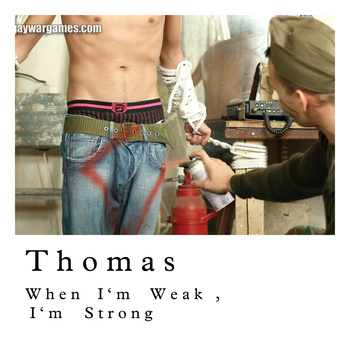 New Canadiana :: THOMAS - When I'm Weak, I'm Strong