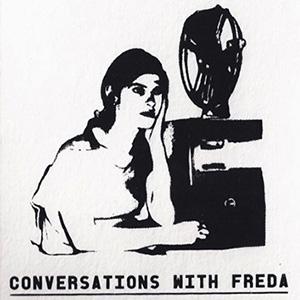 Ex Libris :: Freda Guttman - Conversations with Freda