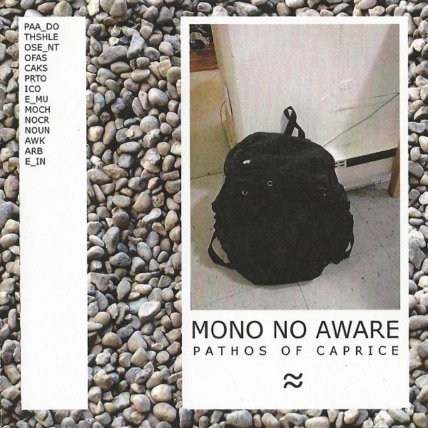 New Canadiana ::  Mono No Aware - Pathos of Caprice