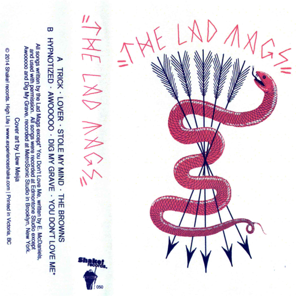 New Canadiana ::  The Lad Mags - The Lad Mags