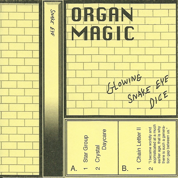 Weird_Canada-Organ_Magic_Cover
