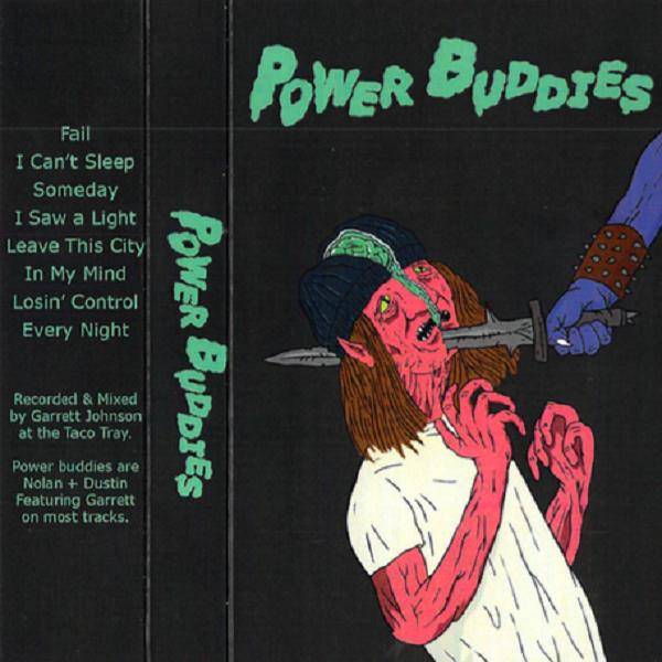 New Canadiana ::  Power-Buddies - S/T
