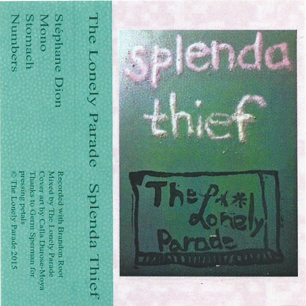 Weird_Canada_-_The_Lonely_Parade_-_Splenda_Thief