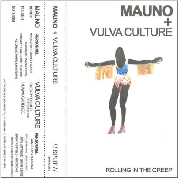 Weird_Canada-Mauno/Vulva_Culture-SPLIT_TAPE