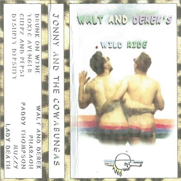 New Canadiana ::  Jonny and the Cowabungas - Walt and Derek's Wild Ride