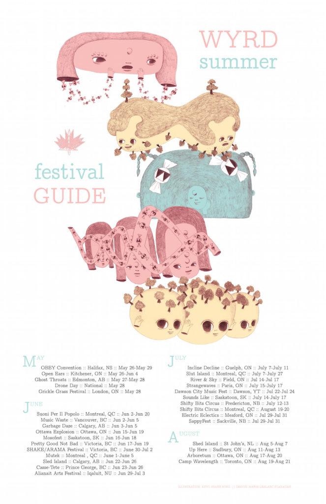 Wyrd Festival Poster 300-800